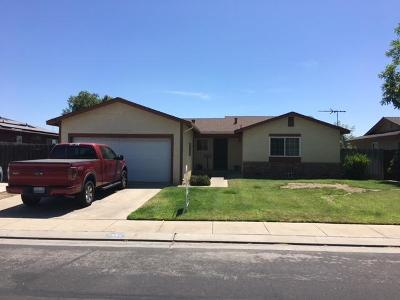 Escalon Single Family Home For Sale: 1652 David Drive