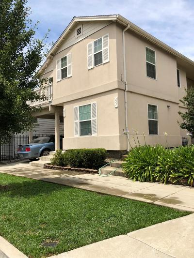 Sacramento County Multi Family Home For Sale: 921 W Street