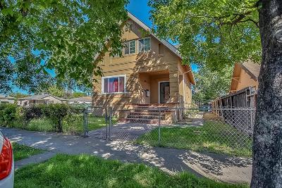 Stockton Multi Family Home For Sale: 1305 East Flora Street