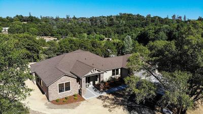 Placerville Single Family Home For Sale: 7215 Kay Kay Court