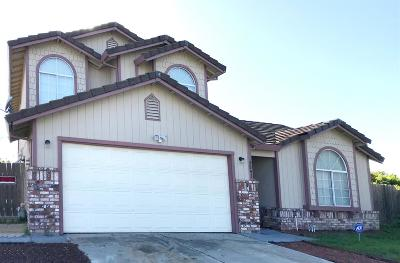 Stockton Single Family Home For Sale: 5943 Arabian Place