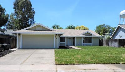 Antelope, Citrus Heights Single Family Home For Sale: 3704 Rollins Way