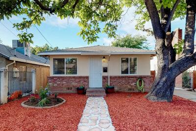 Sacramento Single Family Home For Sale: 5901 15th Avenue
