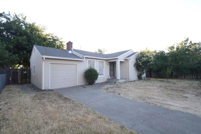 Sacramento Single Family Home For Sale: 5670 55th Street