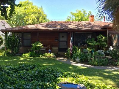 Modesto Single Family Home For Sale: 1543 Bronson Avenue