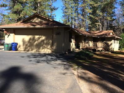 Pioneer Single Family Home For Sale: 23771 Old Madrone Road