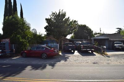 Modesto Single Family Home Active Short Cont.: 1621 Dallas Street