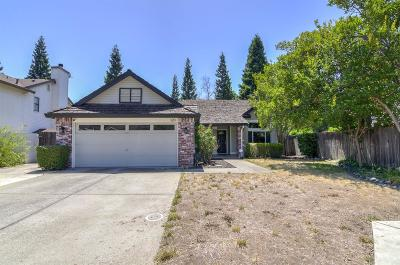Folsom Single Family Home For Sale: 120 Timson Drive