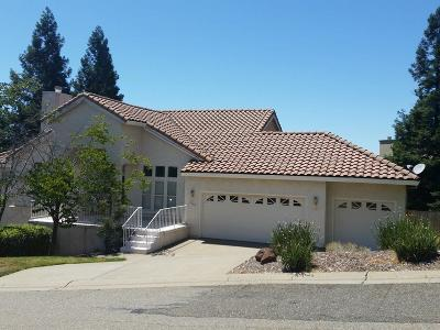 El Dorado Hills Single Family Home For Sale: 1305 Montridge Court