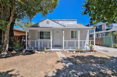 Sacramento Single Family Home For Sale: 4981 64th Street