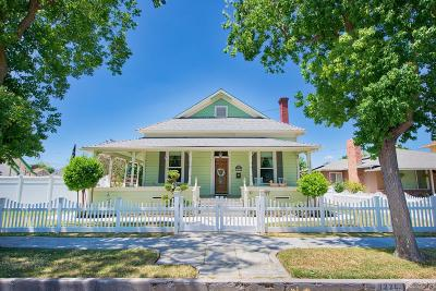 Newman Single Family Home For Sale: 1221 P Street