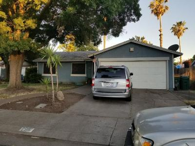 Stockton Single Family Home For Sale: 2518 Parrish Court