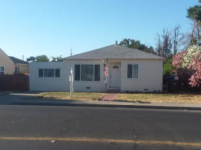 Manteca Single Family Home For Sale: 817 West Center Street
