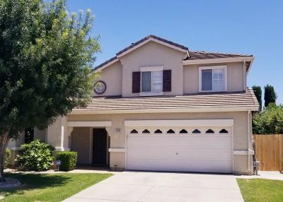 Stockton Single Family Home For Sale: 10662 Samantha Drive