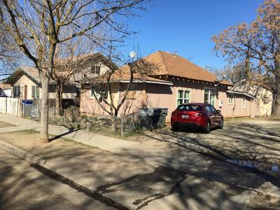 Patterson Multi Family Home For Sale: 304 South 5th Street