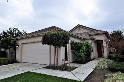 Turlock Single Family Home For Sale: 2481 Cypress Point Drive