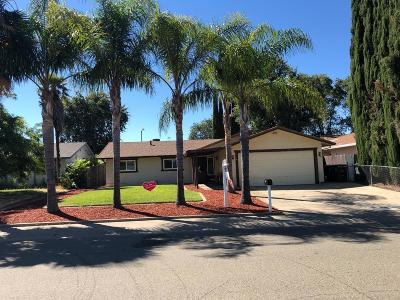 Antelope, Citrus Heights Single Family Home For Sale: 8413 Villaview Drive