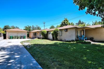 Lodi CA Multi Family Home For Sale: $475,000