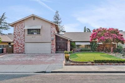 Modesto Single Family Home For Sale: 3909 Blue Bird