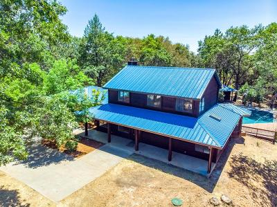 Colfax Single Family Home For Sale: 23780 Spring Valley Road