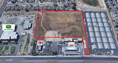 Modesto Commercial Lots & Land For Sale: Crows Landing Road