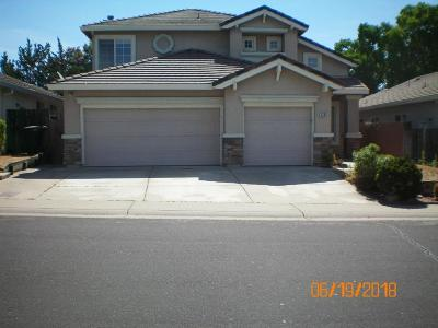 Roseville Single Family Home For Sale: 3206 Europa Street