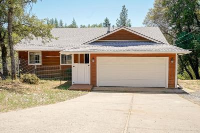 Placerville Single Family Home For Sale: 2636 Gold Trail