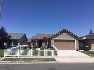 Stockton Single Family Home For Sale: 2263 Bridgeton Way