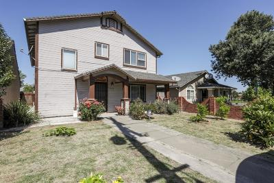 Sacramento Single Family Home For Sale: 7546 24th Street