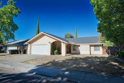 Modesto Single Family Home For Sale: 2812 Niabell Place