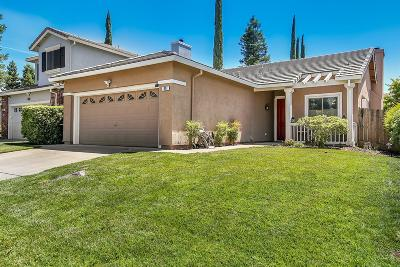 Folsom Single Family Home For Sale: 911 Rathbone Circle