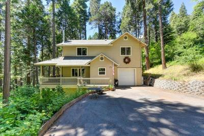 Pollock Pines Single Family Home For Sale: 3706 Gold Ridge Trail