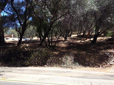 El Dorado Hills CA Residential Lots & Land For Sale: $119,000