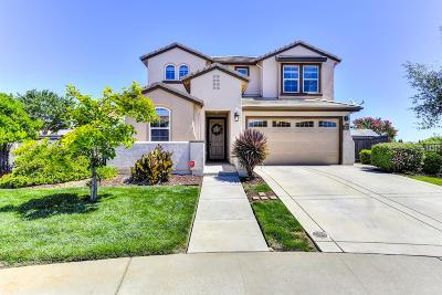Rancho Cordova Single Family Home For Sale: 11860 Marsyas Way