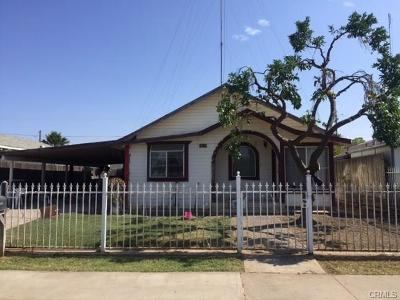 Merced Single Family Home For Sale: 913 West 11th Street