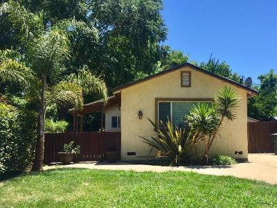 Sacramento Single Family Home For Sale: 1124 Asuza Street