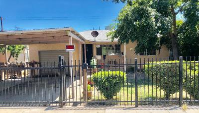 Stockton Single Family Home For Sale: 1634 Spring Street