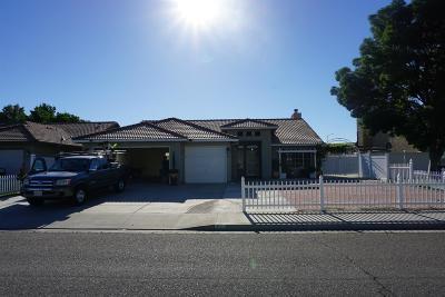 Gustine Single Family Home For Sale: 64 Jensen