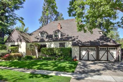 Sacramento Single Family Home For Sale: 4500 Francis Court