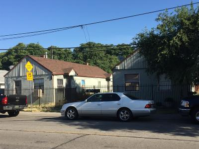 Stockton Multi Family Home For Sale: 21 West 9th Street