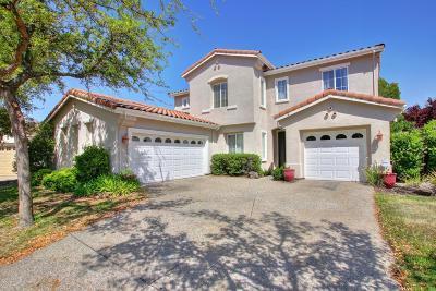 Roseville Single Family Home For Sale: 232 Aerie Court