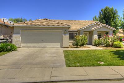 Modesto Single Family Home For Sale: 3121 Alpha Court