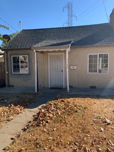 Sacramento Single Family Home For Sale: 1190 Los Robles Boulevard