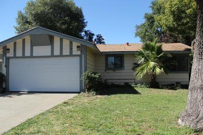 Sacramento Single Family Home For Sale: 6808 Burdett Way