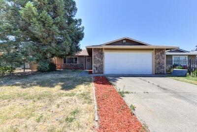 Sacramento CA Single Family Home For Sale: $279,900