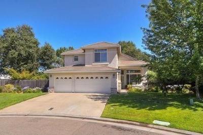 Carmichael Single Family Home For Sale: 6061 Shirley