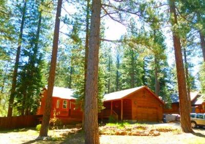 Truckee Single Family Home For Sale: 10605 Saxon Way