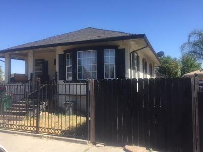 Stockton Single Family Home For Sale: 718 East 9th Street