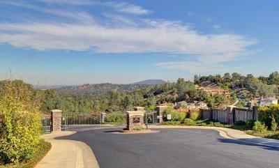 El Dorado Hills Residential Lots & Land For Sale: 5034 Piazza Place