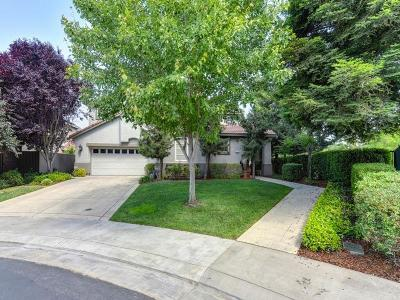 West Sacramento Single Family Home For Sale: 215 Trophy Court